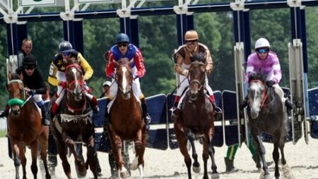Pregame-Strategie und Ingame -Strategie bei Pferdewetten