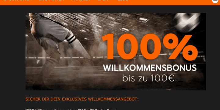 888Sports Wettanbieter Bonus