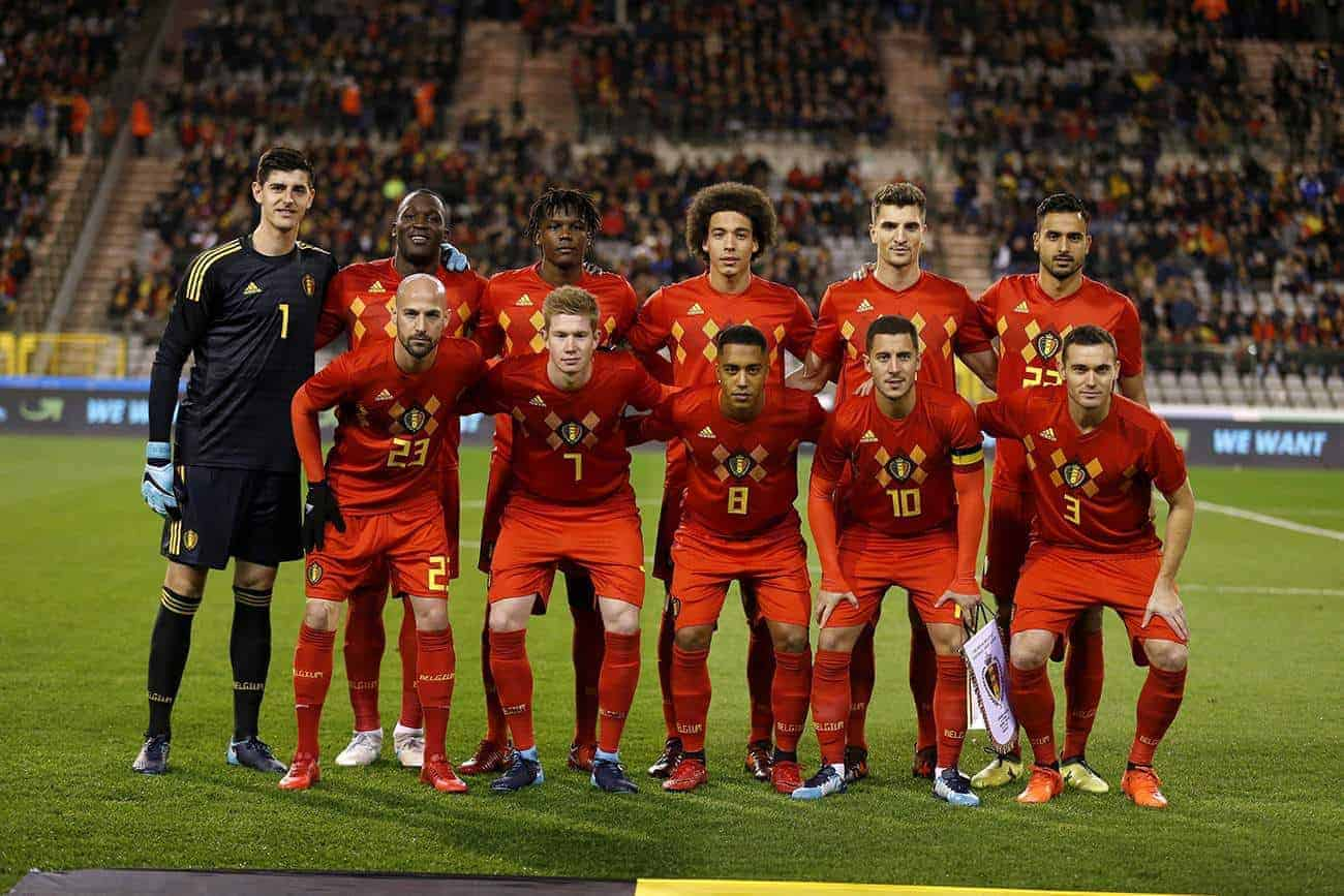 Fußball WM 2018 - wird Belgien Gruppensieger in Gruppe G?