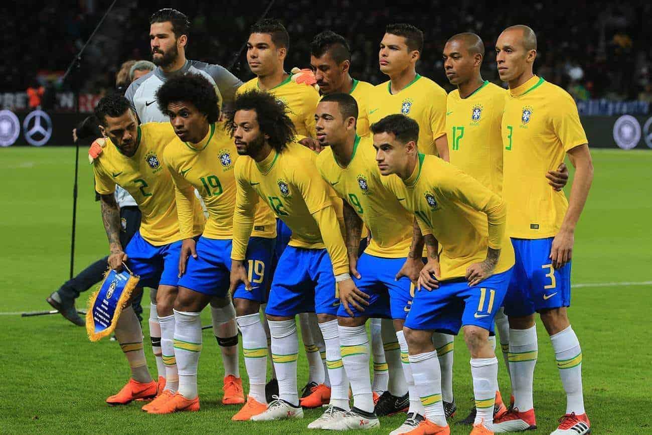 Wird Brasilien Gruppensieger bei der Fussball WM 2018?