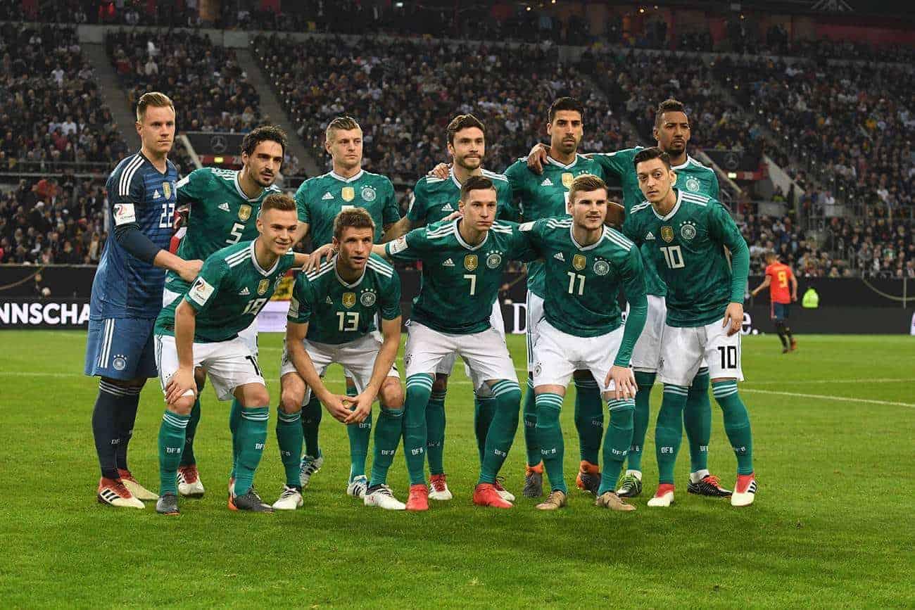 Fußball WM 2018 - wird Weltmeister Deutschland bei der kommenden WM Gruppensieger?