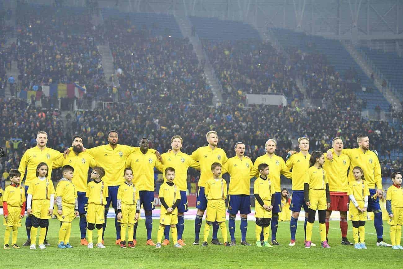 Kann Schweden bei der Fußball WM 2018 Gruppensieger werden?