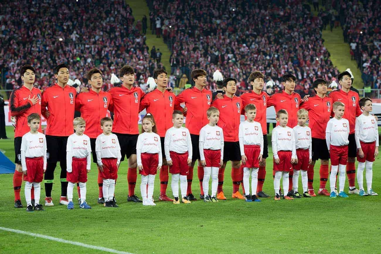 Fußball WM 2018 - Heißt der Gruppensieger in Gruppe F Südkorea?