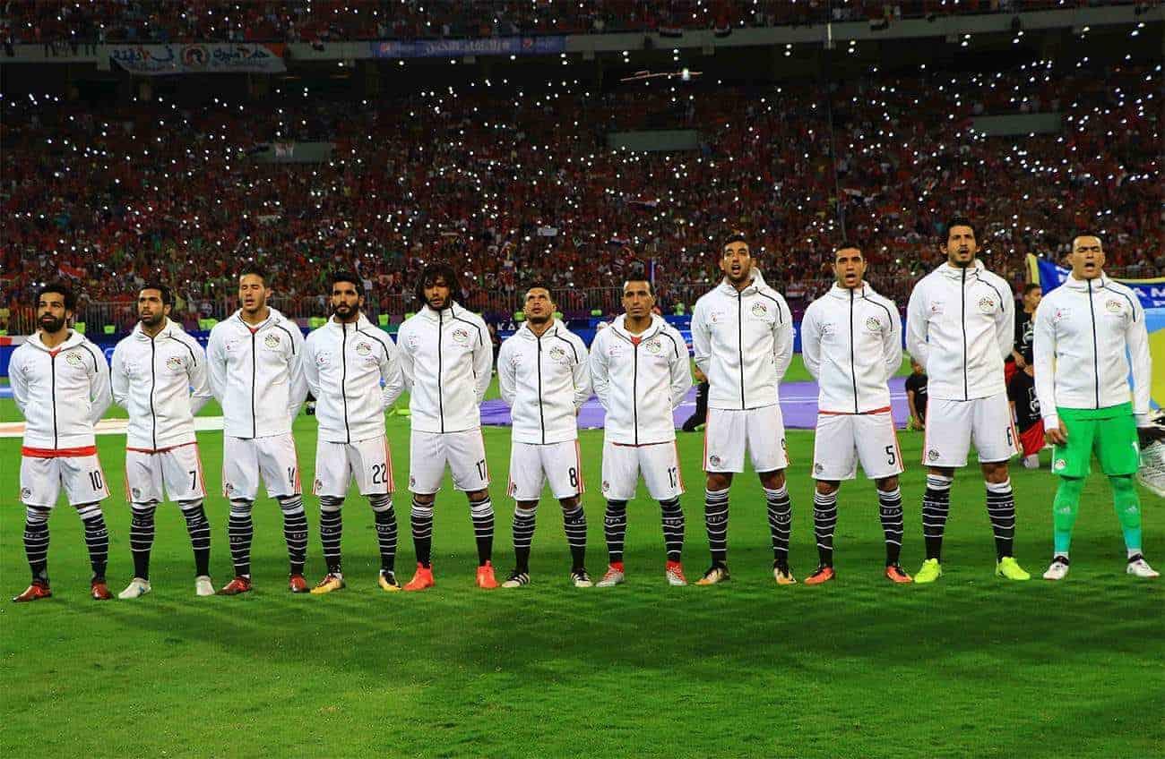 Fußball WM 2018 - wird Ägypten Gruppensieger?