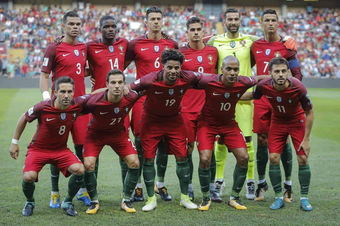 Wird Portugal bei der Fußball WM 2018 Gruppensieger?