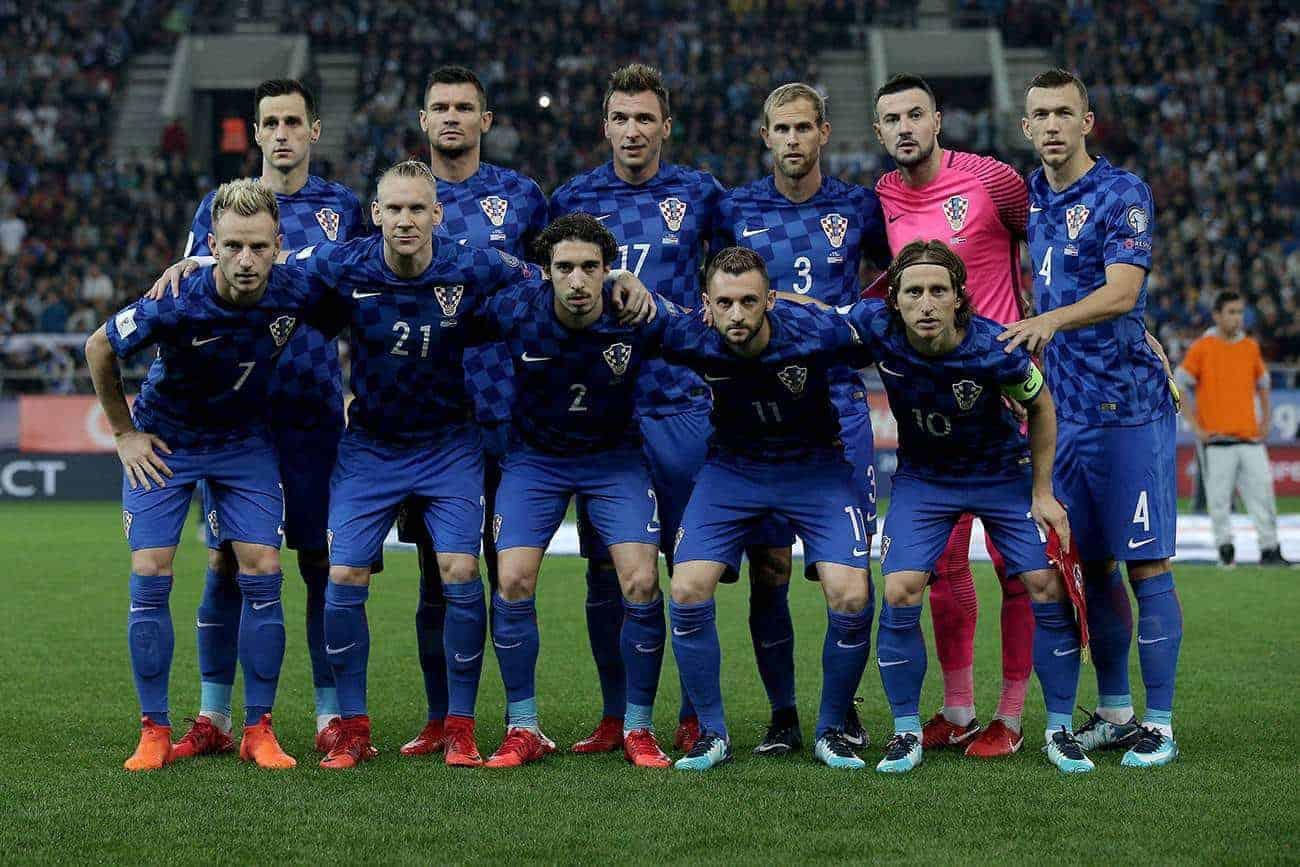 Kann Kroatien bei der Fußball WM 2018 Gruppensieger werden?