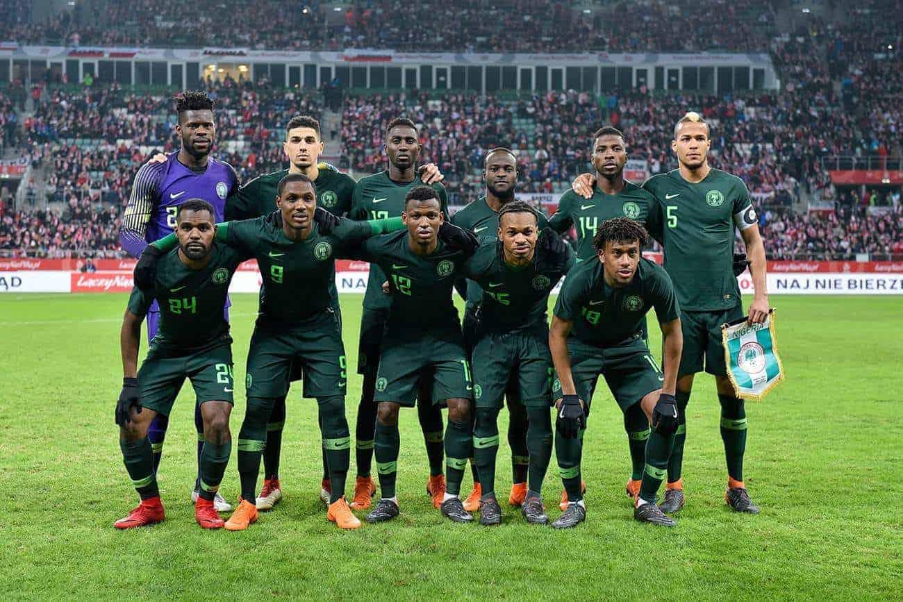 Kann Nigeria bei der nächsten Fußball WM 2018 Gruppensieger werden?