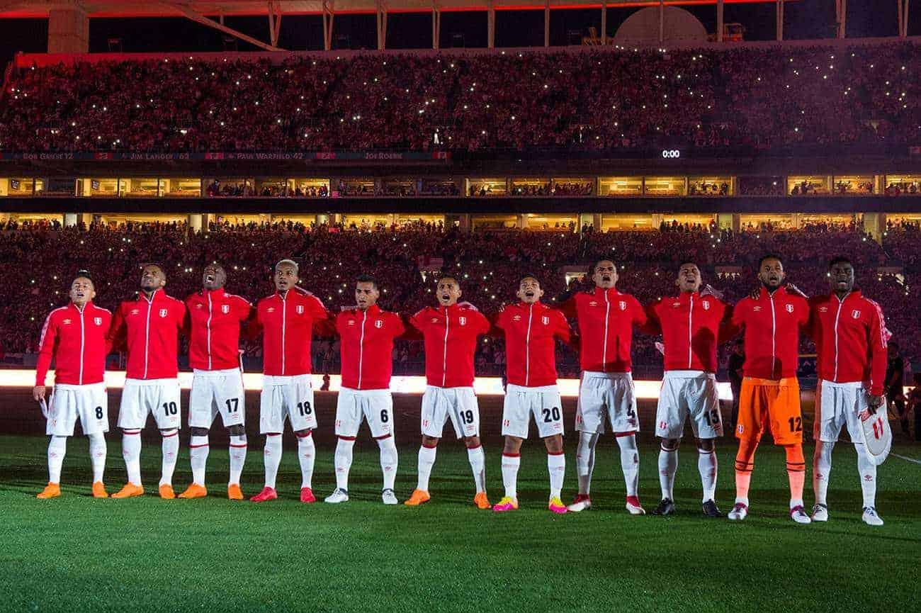 Kann Peru bei der kommenden Fußball WM 2018 Gruppensieger werden?