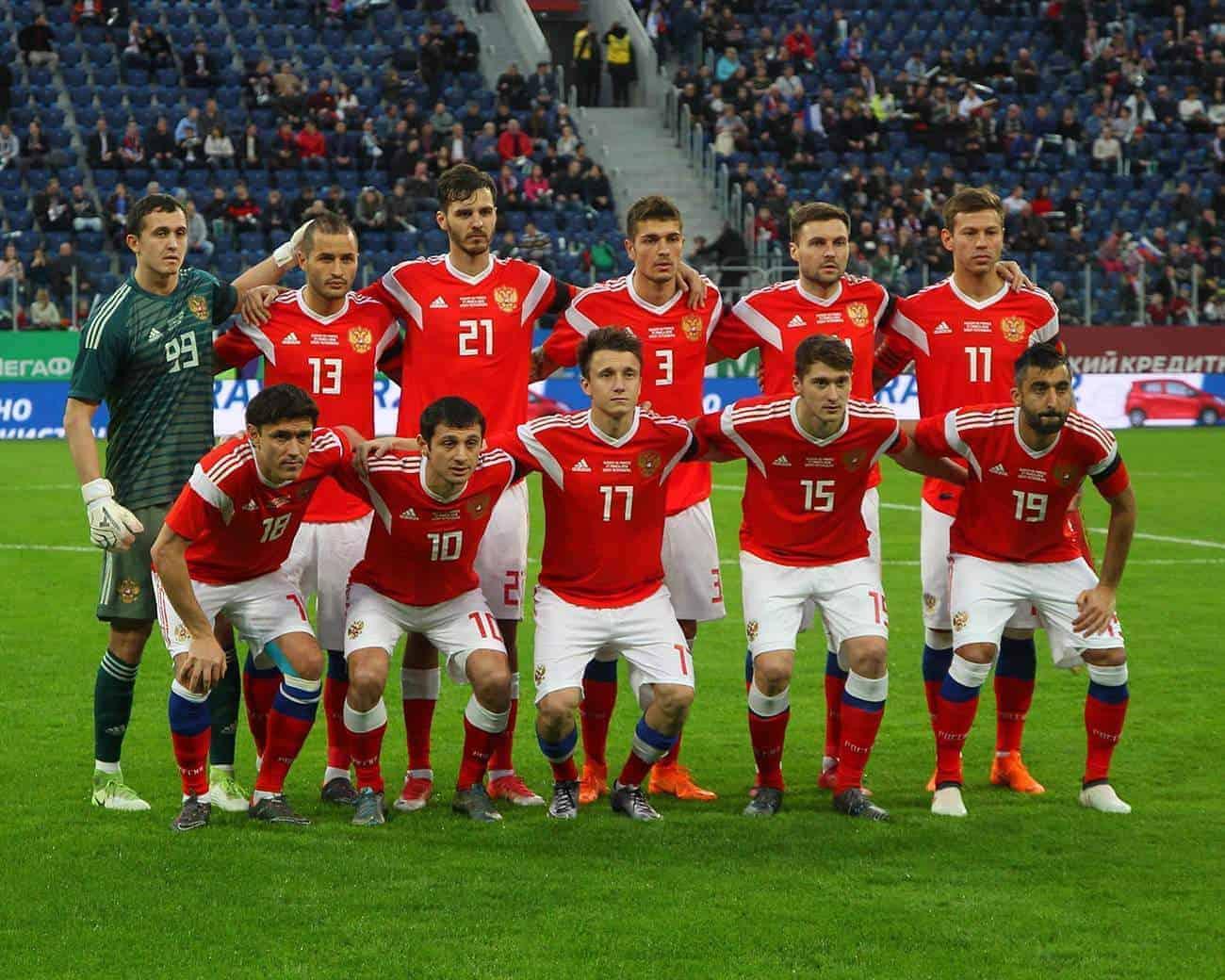 Fußball WM 2018 - Gelingt Russland der Gruppensieg?