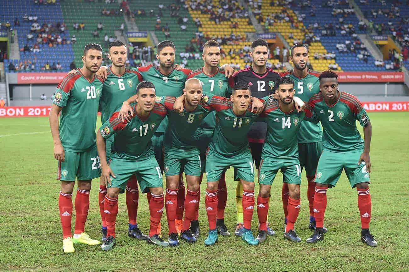 Fußball WM 2018 - kann Marokko Gruppensieger werden?