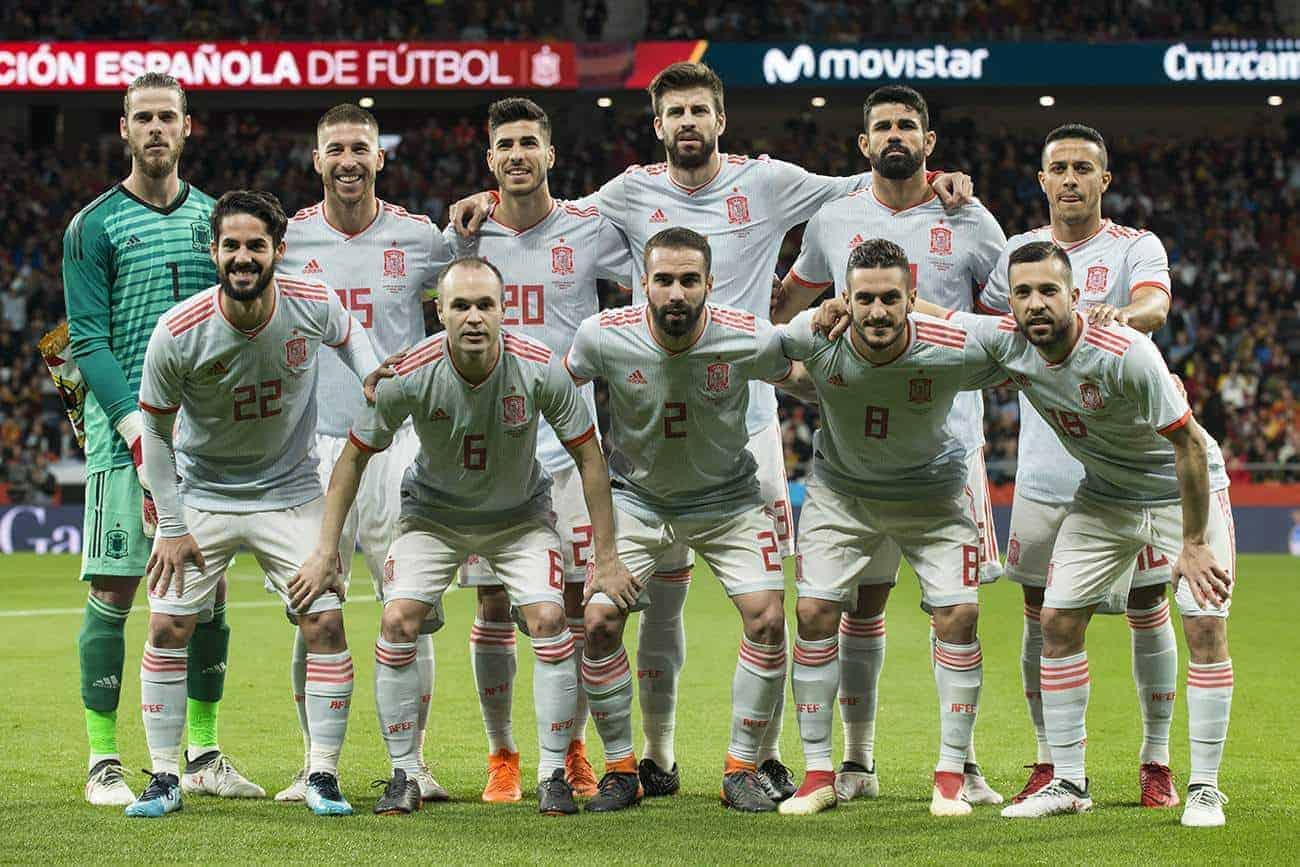 Wird Spanien Gruppensieger in Gruppe A bei der Fußball WM 2018?