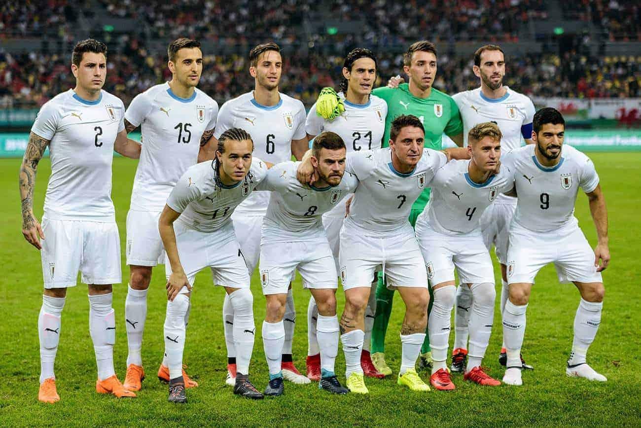 Fußball WM 2018 - Wird Uruguay Gruppensieger?