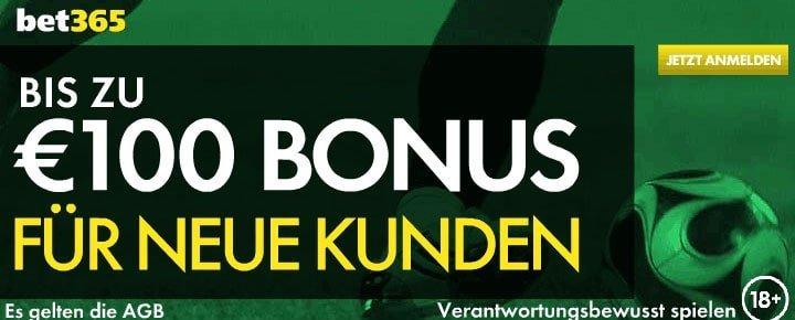 Bet365 Bonus 2018