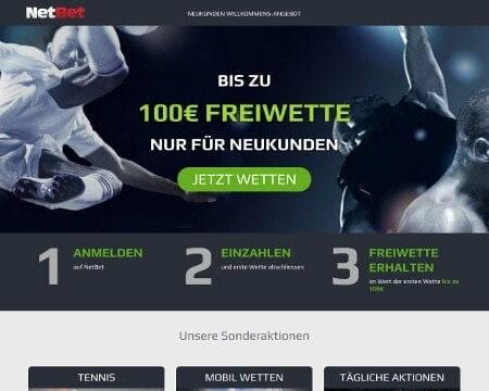 NetBet App für iOS und Android im Test