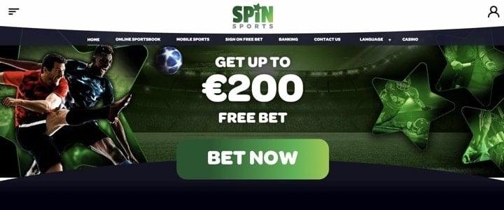 Spin Sports Bonus