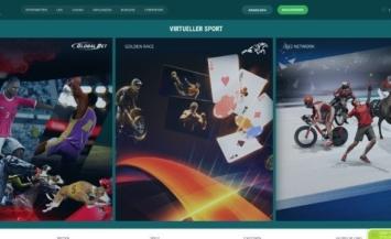 virtueller sport 22bet