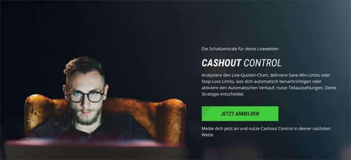 NEO.bet Cashout Control