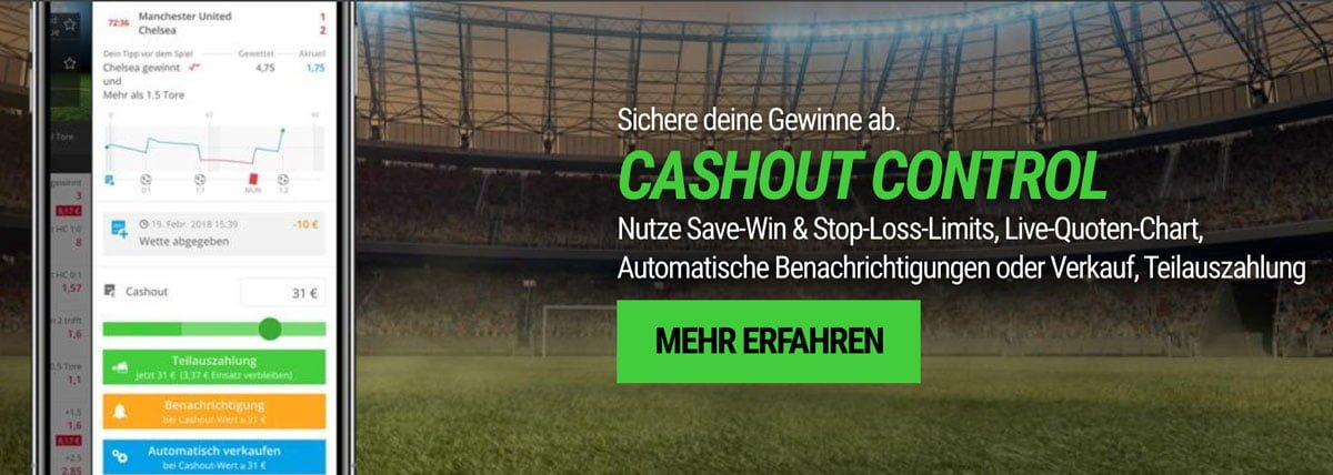 NEO.bet Cashout Control
