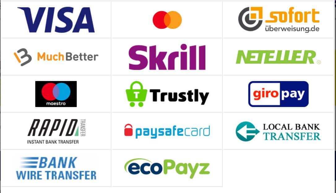 Skybet Zahlungen