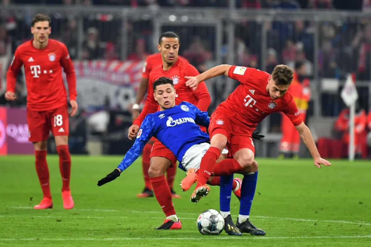 FC Bayern Muenchen-FC Schalke 04