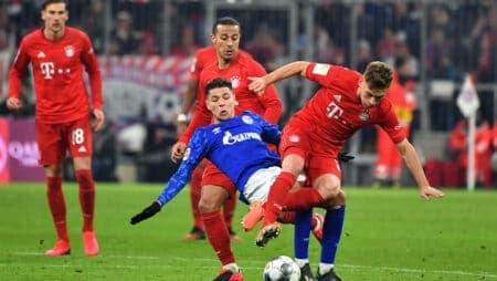 FC Bayern München – FC Schalke 04 Wett Tipp & Quoten 18.09.2020