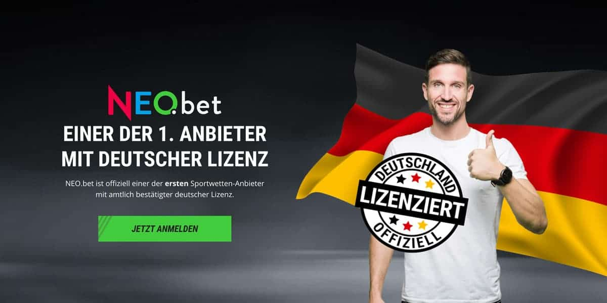 NEO.bet Lizenz Deutschland