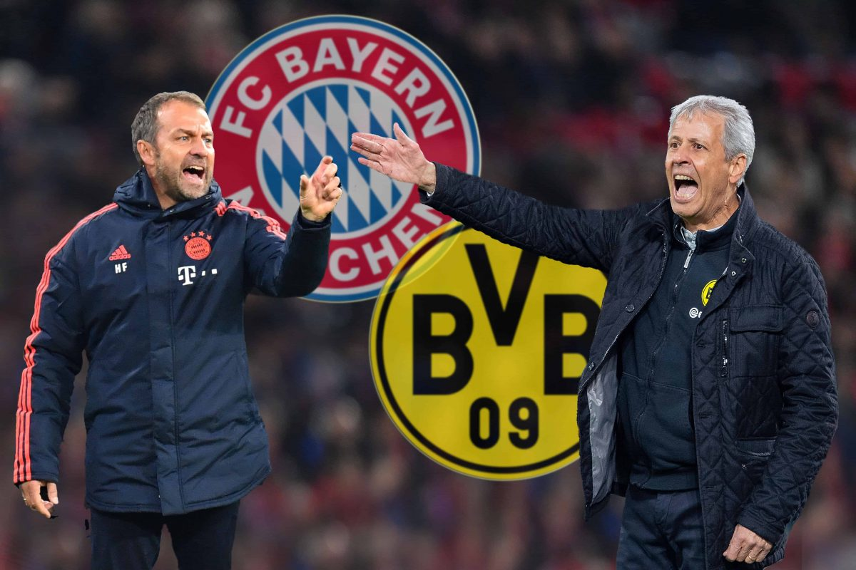 Vorschau Borussia Dortmund-FC Bayern München