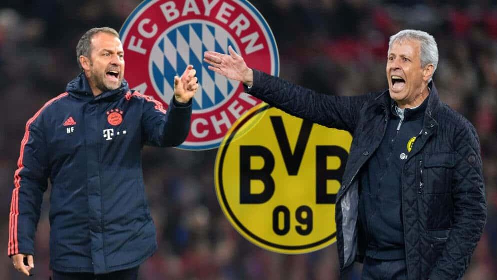 Borussia Dortmund – FC Bayern München Wett Tipp 07.11.2020