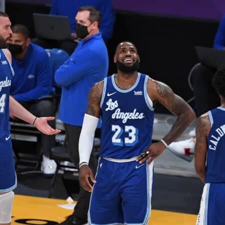 LA Lakers-Superstar LeBron James erreicht weiteren Meilenstein