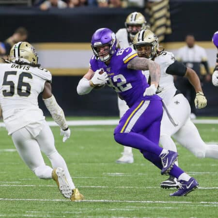 Minnesota Vikings entlassen Tight End Kyle Rudolph