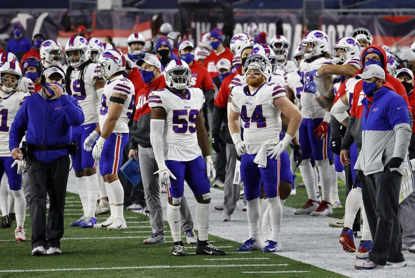 Andre Smith Buffalo Bills