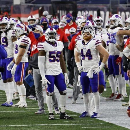 Buffalo Bills verlängern Vertrag mit Linebacker Andre Smith