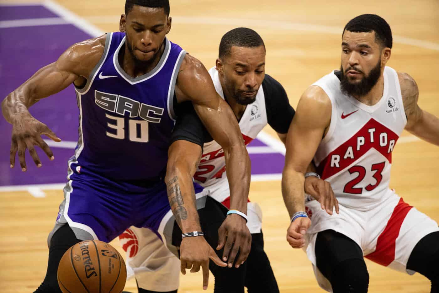 Toronto Raptors vs. Sacramento Kings