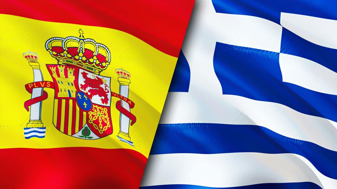 Spanien - Griechenland