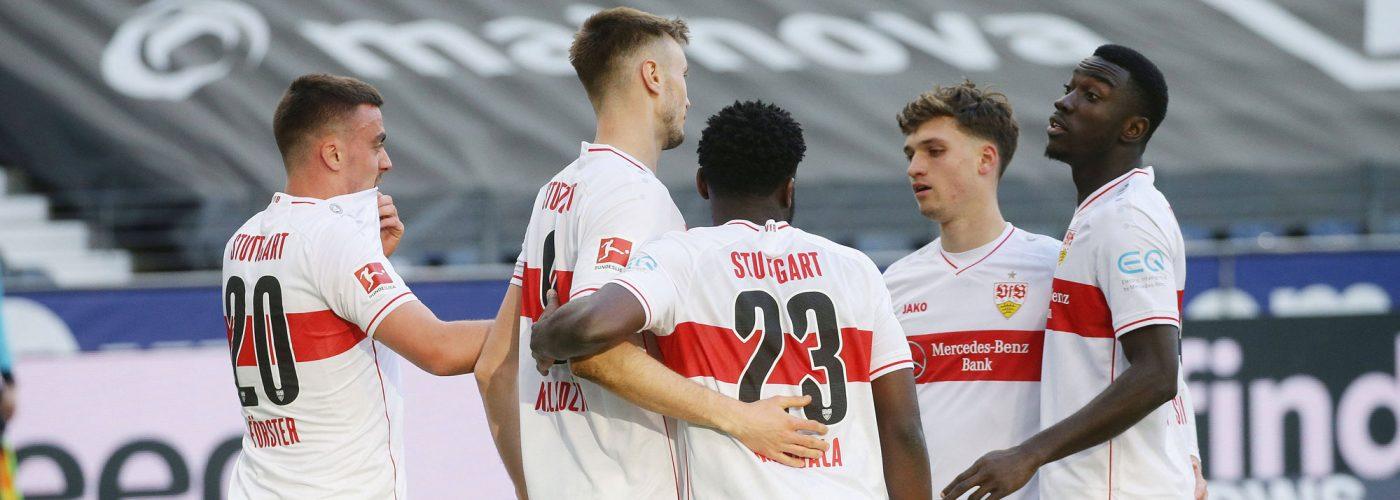 VfB Stuttgart - VfL Wolfsburg