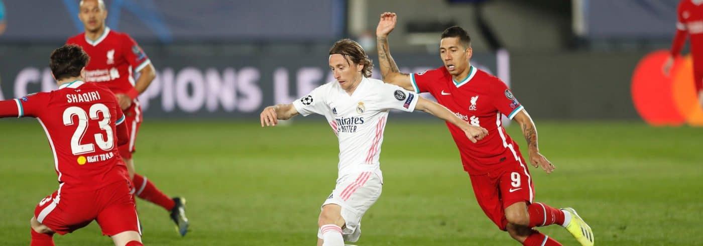 FC Liverpool vs. Real Madrid