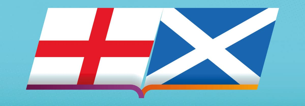 England - Schottland EM 2021
