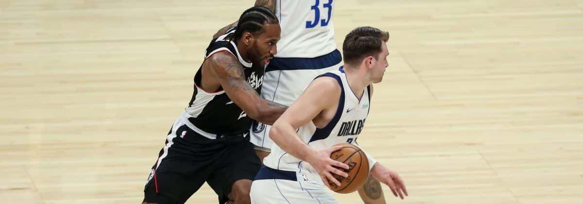 LA Clippers Dallas Mavericks