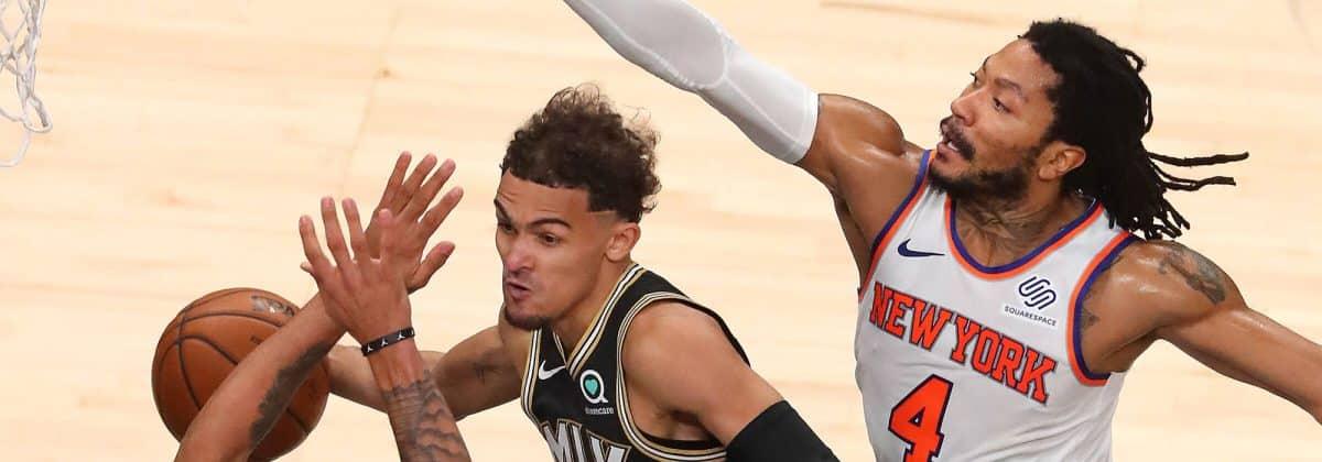New York Knicks Atlanta Hawks