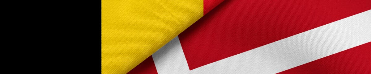 Belgien - Dänemark EM 2021