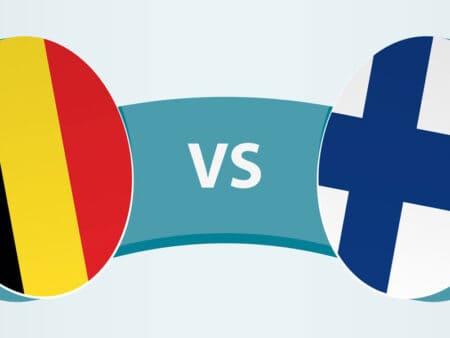 Finnland – Belgien Sportwetten Tipp und Quoten 20.06.2021