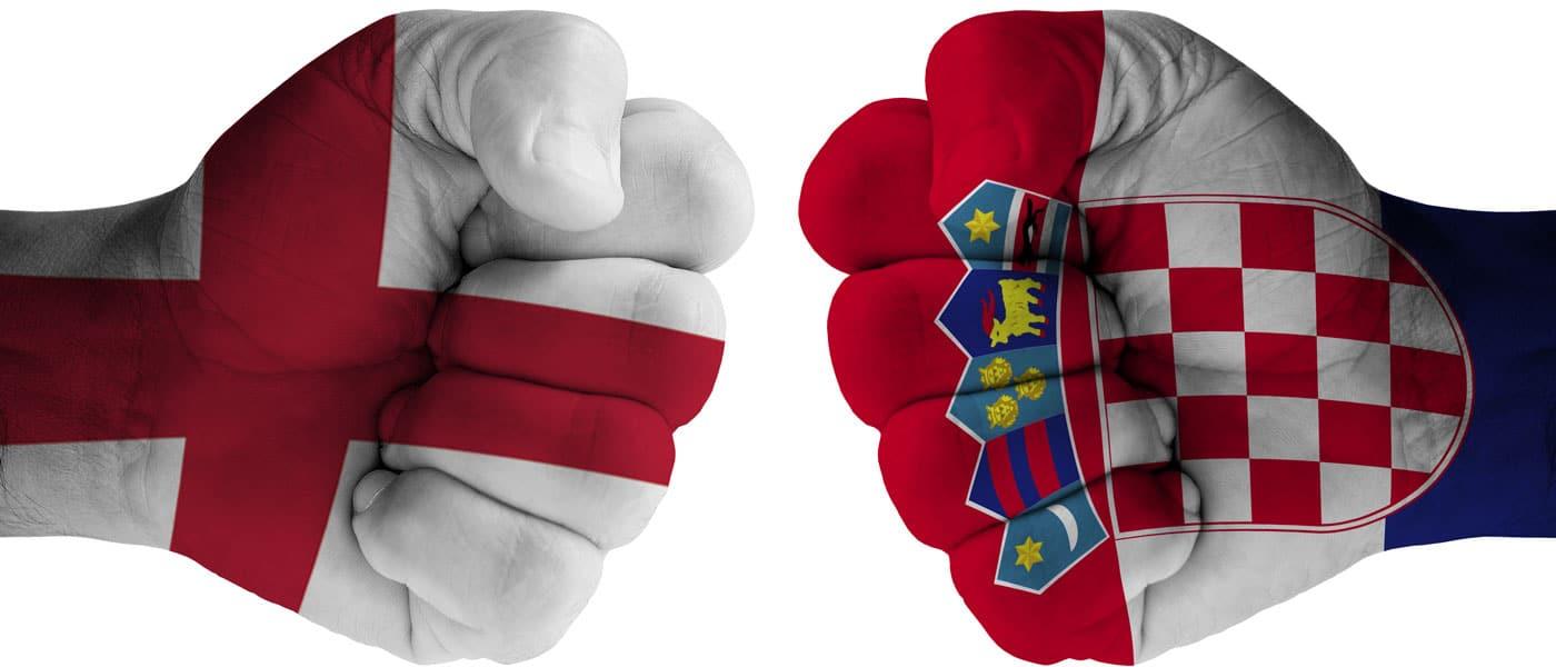 England - Kroatien - Wett Tipp und Quoten