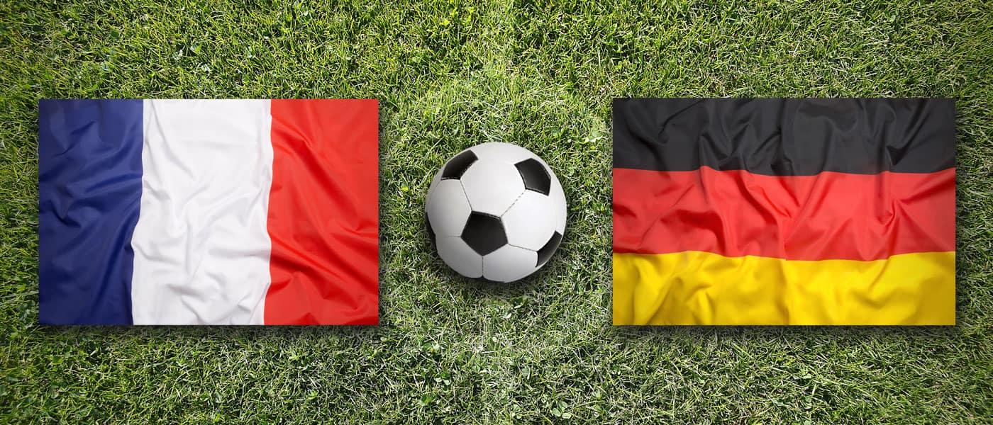 Frankreich - Deutschland Wett Tipps und Quoten