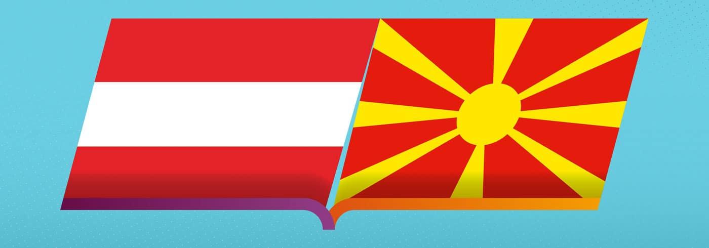 Österreich - Nordmazedonien Tipp und Quoten