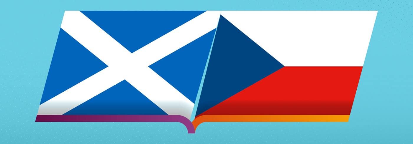 Schottland - Tschechien