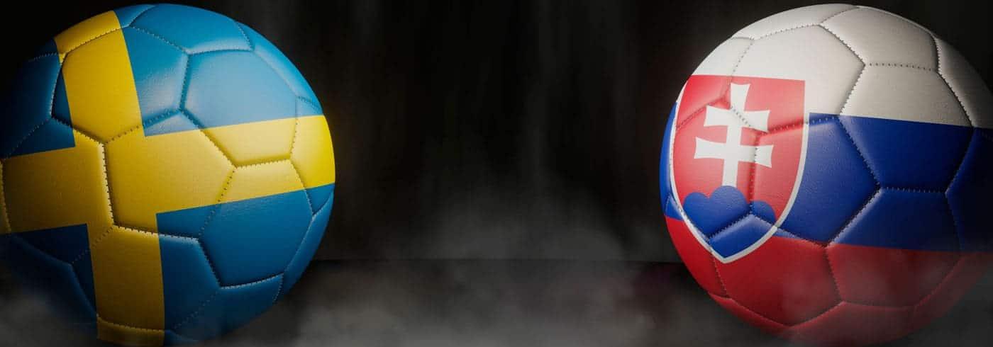Schweden - Slowakei Sportwetten Tipp und Quoten