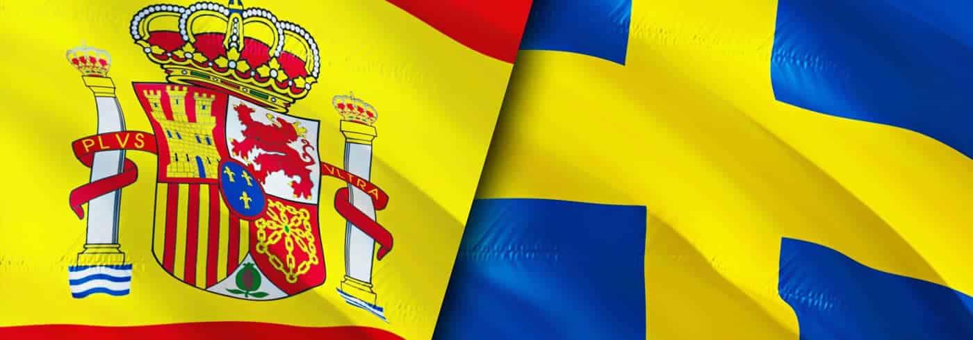 Spanien - Schweden