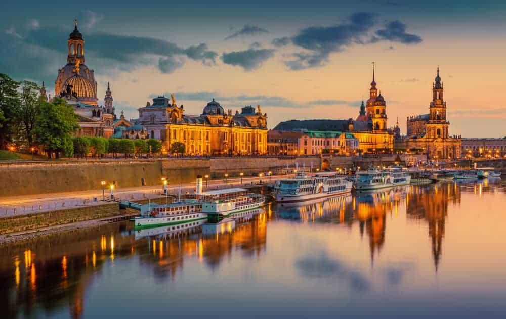 Dresden Wetten