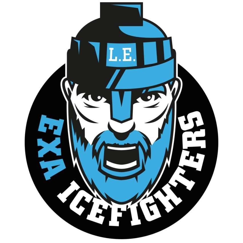 Icefighters Leipzig logo