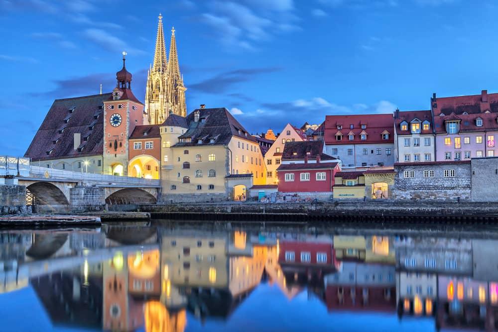Regensburg Wetten